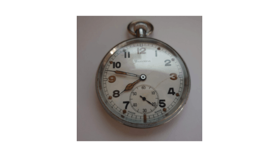 helvetia pocket watch