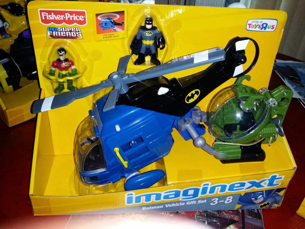 batman helicopter imaginext