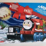 Thomas & Friends Minis Trains Christmas Advent Calendar
