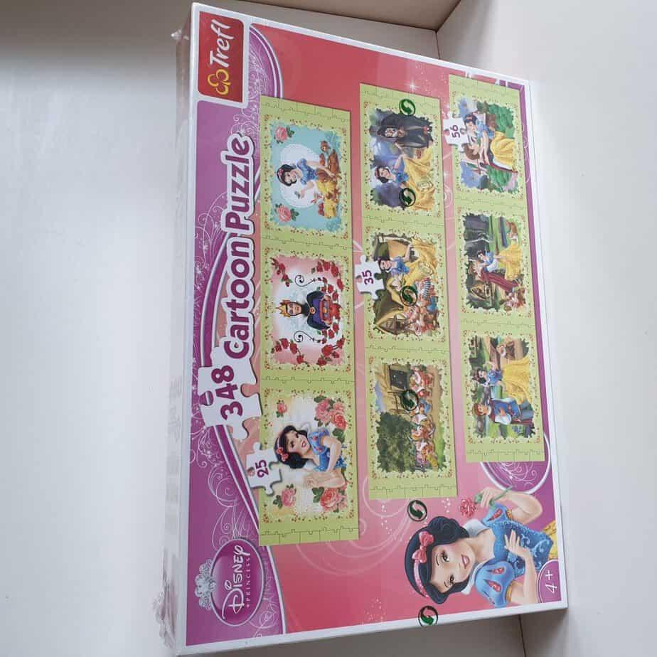 Trefl Disney Princess snow white cartoon jigsaw