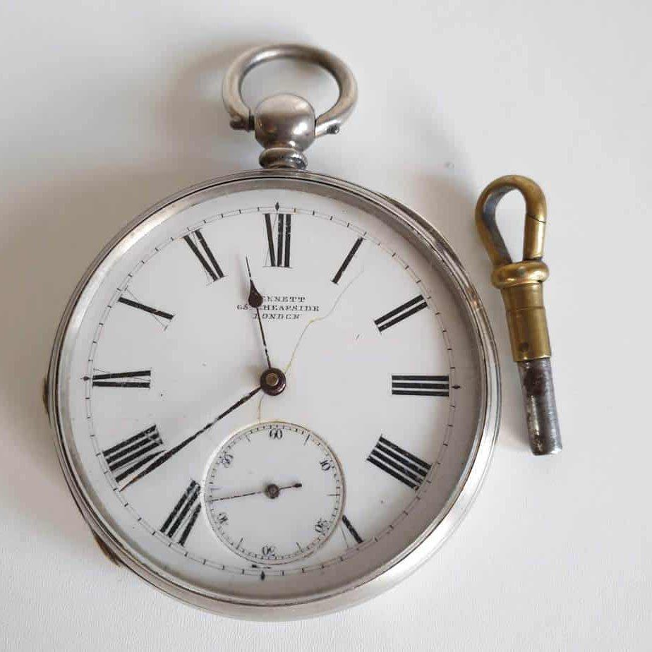 Sir John Bennett Pocket Watch