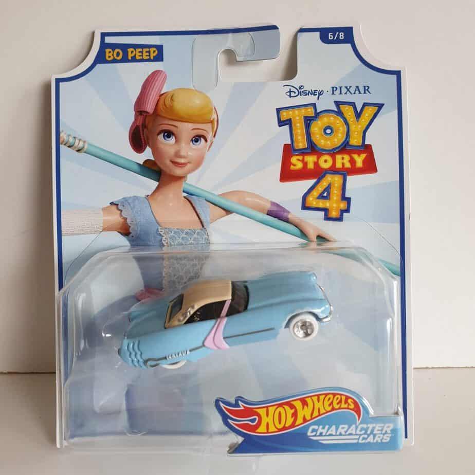 toy story 4 hot wheels bo peep
