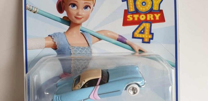 toy story 4 hot wheels bo peep