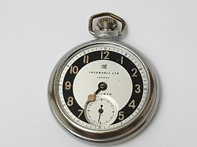 Ingersoll Triumph Pocket Watch
