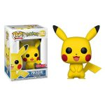 NEW Funko Pop Games #353 Pokemon Pikachu Vinyl Figure with Box Toy Pikachu
