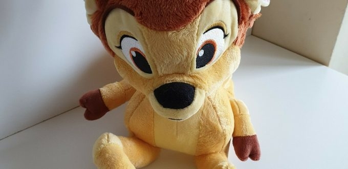 bambi plush disney