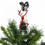 Disney Jack Skellington Nightmare Before Christmas Tree Topper