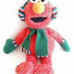 Elmo Plush Soft Toy