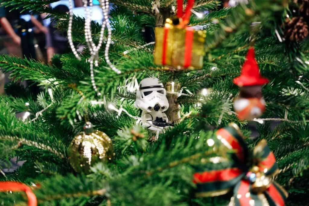 Star Wars Christmas Decoration