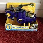Imaginext Batgirl Helicopter