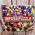 Impossipuzzle Jigsaw Double Sided 550 Pieces Sweets Chocolate Beans