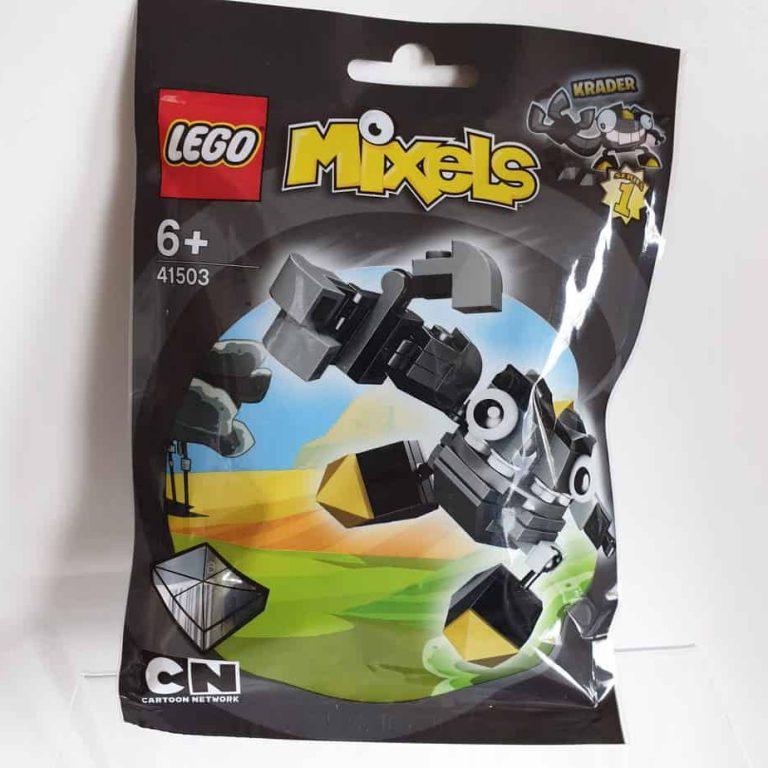 lego mixels 41503 krader