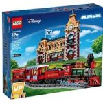 Awesome Collectors Item 2019 Lego Disney Train and Station 71044
