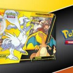 Pokemon Reshiram and Charizard GX Figure Collection Box