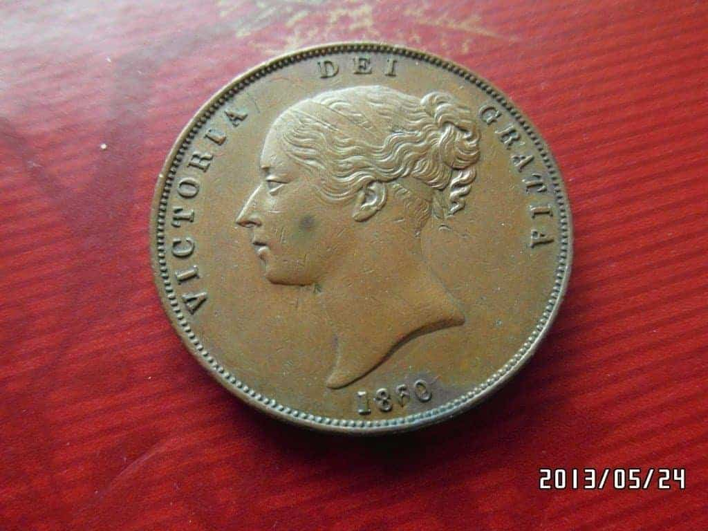 very-rare-1860-over-59-copper-penny-obverse