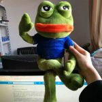 Pepe The Frog Stuffed Animal Toys