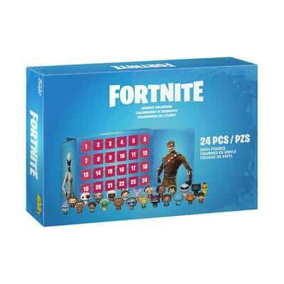 funko pop fortnite advent calendar