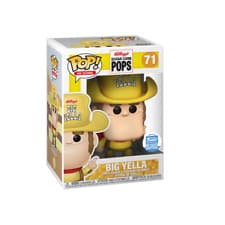 Big yella funko pop