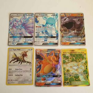 Pokemon Hidden Fates Card Set