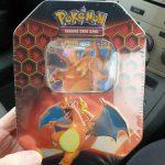 New Pokemon Hidden Fates Charizard GX