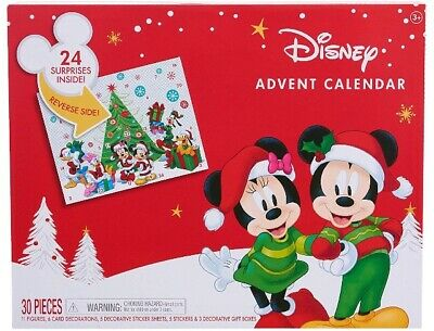Mickey Mouse Advent Calendar