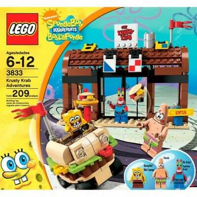 Lego Spongebob Krusty Krab
