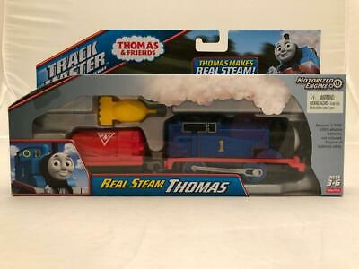 Real Steam Thomas Train
