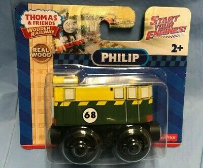 Thomas and Friends Wooden Railway Philip