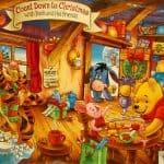 Winnie The Pooh Advent Calendar
