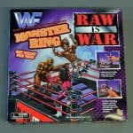 WWF Wrestling Ring
