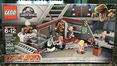 Lego Jurassic Park World