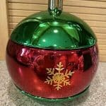 Vintage Christmas Cookie Jars
