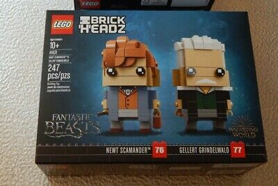 Lego Fantastic Beasts Brickheadz 41631