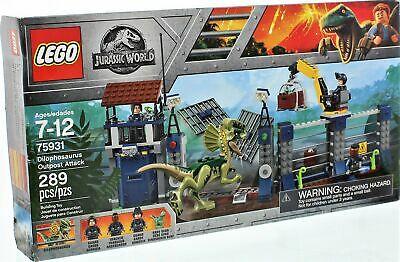 Jurassic World Lego