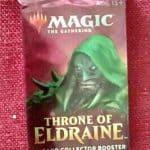 MTG Throne of Eldraine Collector Booster