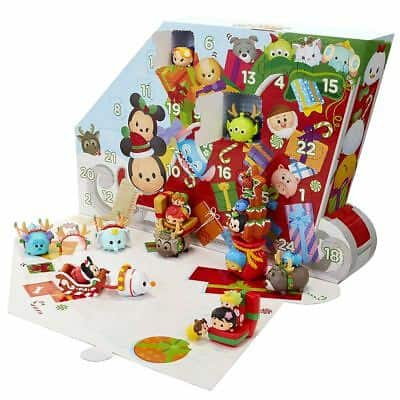 disney tsum tsum christmas advent calendar