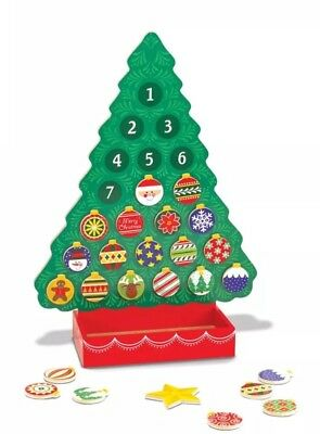melissa and doug christmas countdown