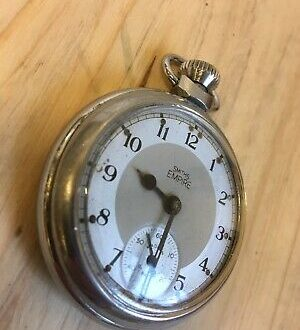 Smiths Empire Pocket Watch