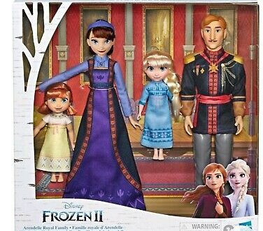 Disney Frozen 2 Dolls
