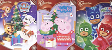 3 x Chocolate Advent Calendar Paw Patrol, Peppa Pig, PJ Masks