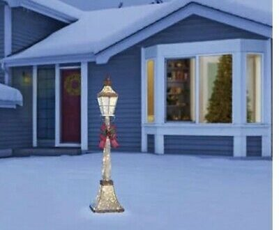 Outdoor LED Christmas Lamp Post