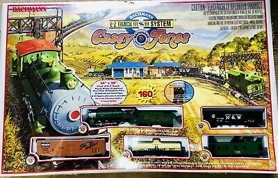 Bachmann Casey Jones Train Set