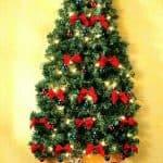 Christmas Tree You Hang On The Wall
