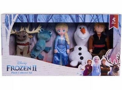 Disney Frozen 2 Plush Toys