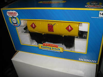 BACHMANN G GAUGE THOMAS THE TANK & FRIENDS SODOR FUEL TANK ROLLING STOCK #98004