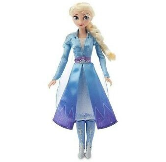 Disney Frozen 2 Singing Doll