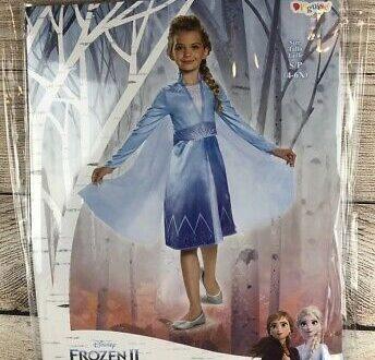 Disney Frozen 2 Costumes