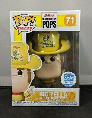 Funko Pop! Ad Icons: Kellogg's Sugar Corn Pops - Big Yella #71