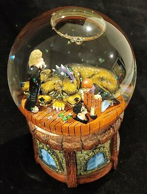 Harry Potter Musical Snow Globe