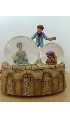 Harry Potter Ron Weasley XMas Invisibility Cloak Musical Snow Globe Water Ball
